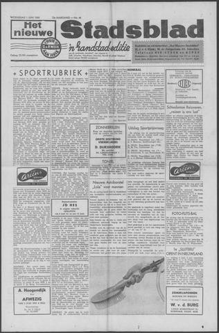 Het Nieuwe Stadsblad 1960-06-01
