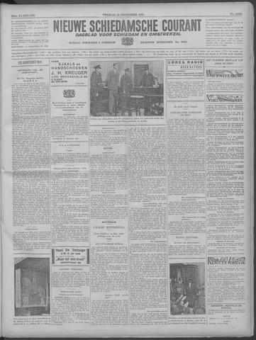 Nieuwe Schiedamsche Courant 1933-11-24