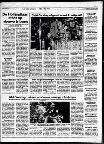 Het Vrije volk 1988-07-30