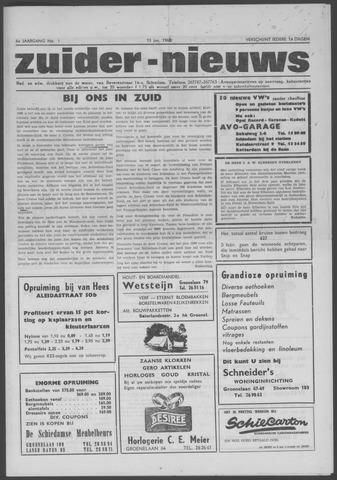Zuider Nieuws 1966-01-13