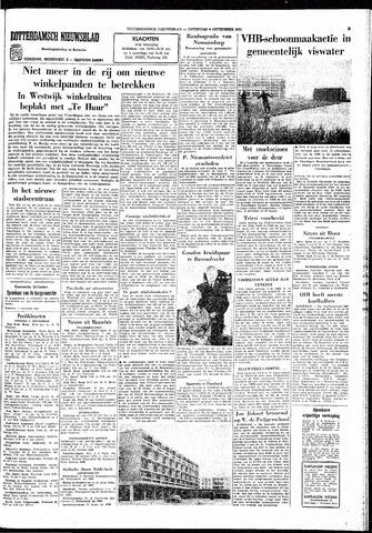 Rotterdamsch Nieuwsblad / Schiedamsche Courant / Rotterdams Dagblad / Waterweg / Algemeen Dagblad 1965-09-04