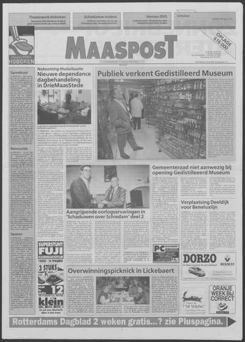 Maaspost / Maasstad / Maasstad Pers 1996-06-05