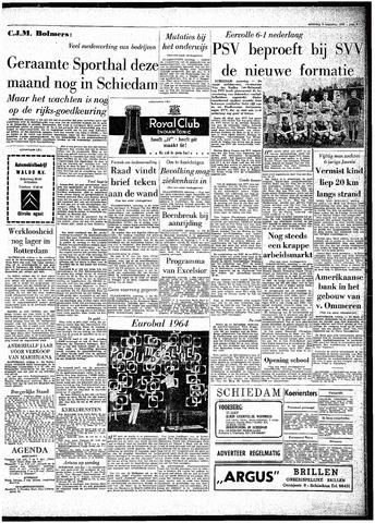 Rotterdamsch Parool / De Schiedammer 1964-08-08