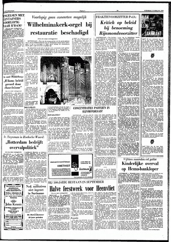 Trouw / De Rotterdammer 1969-02-19