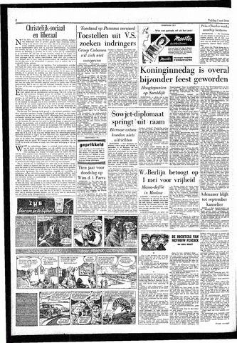 Rotterdamsch Parool / De Schiedammer 1959-05-01