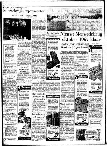 Rotterdamsch Parool / De Schiedammer 1964-11-20