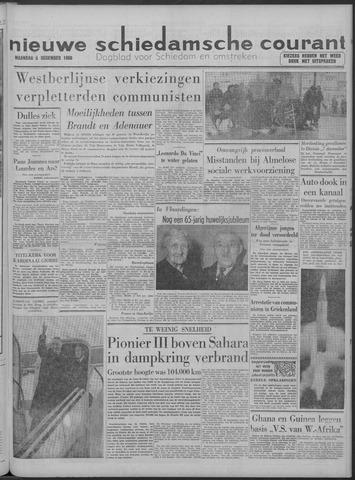 Nieuwe Schiedamsche Courant 1958-12-08