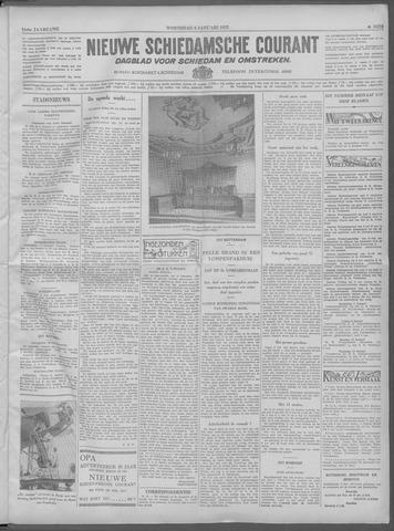 Nieuwe Schiedamsche Courant 1932-01-06