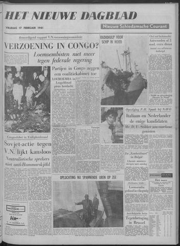 Nieuwe Schiedamsche Courant 1961-02-17