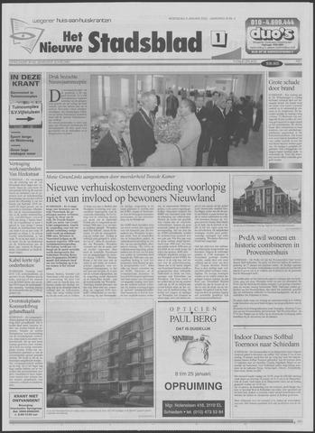 Het Nieuwe Stadsblad 2003-01-08