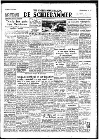 Rotterdamsch Parool / De Schiedammer 1948-07-22