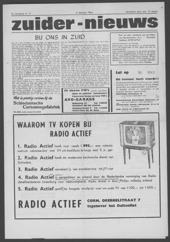 Zuider Nieuws 1964-02-06