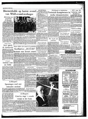 Rotterdamsch Parool / De Schiedammer 1962-06-09