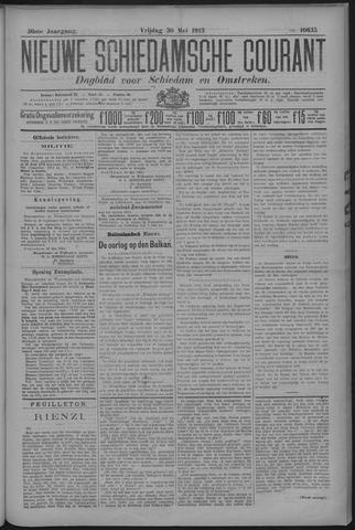 Nieuwe Schiedamsche Courant 1913-05-30