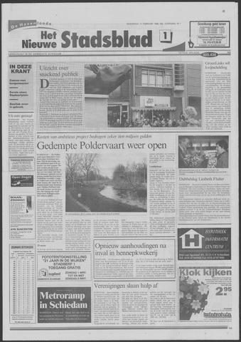 Het Nieuwe Stadsblad 1998-02-11