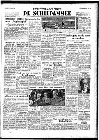 Rotterdamsch Parool / De Schiedammer 1948-04-19