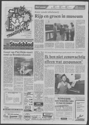 Het Nieuwe Stadsblad 1989-08-18