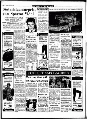 Rotterdamsch Parool / De Schiedammer 1966-12-02