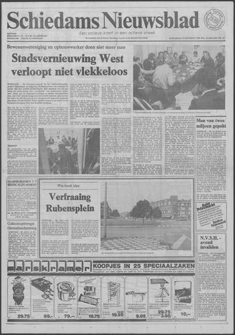 Schiedams Nieuwsblad 1980-10-29