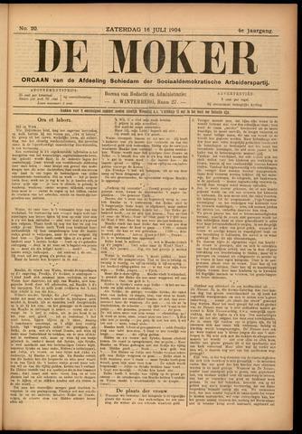 De Moker 1904-07-16