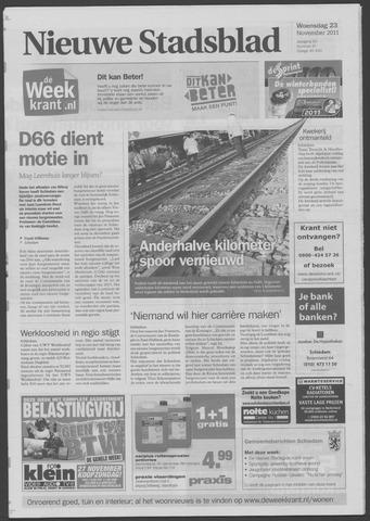 Het Nieuwe Stadsblad 2011-11-23