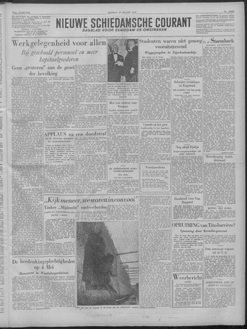 Nieuwe Schiedamsche Courant 1949-03-29