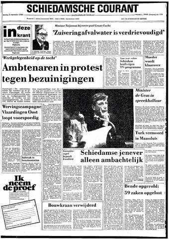 Rotterdamsch Nieuwsblad / Schiedamsche Courant / Rotterdams Dagblad / Waterweg / Algemeen Dagblad 1980-09-02