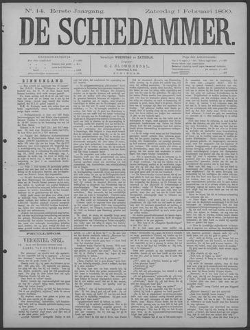 De Schiedammer 1890-02-01
