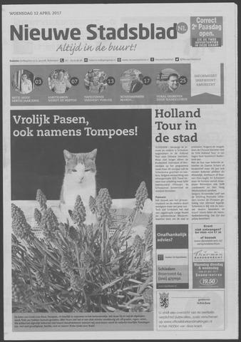 Het Nieuwe Stadsblad 2017-04-12
