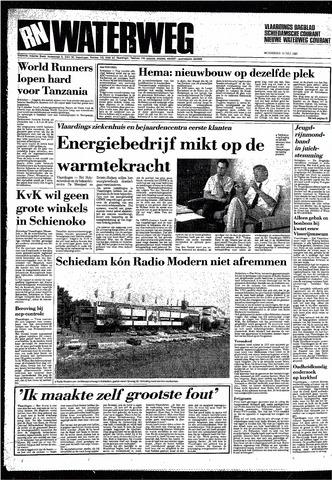 Rotterdamsch Nieuwsblad / Schiedamsche Courant / Rotterdams Dagblad / Waterweg / Algemeen Dagblad 1987-07-15