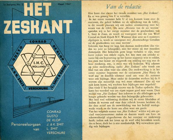 Het Zeskant 1947-03-01