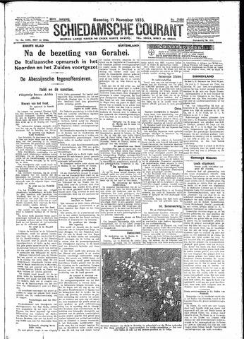Schiedamsche Courant 1935-11-11