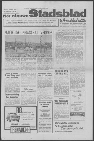 Het Nieuwe Stadsblad 1964-04-24