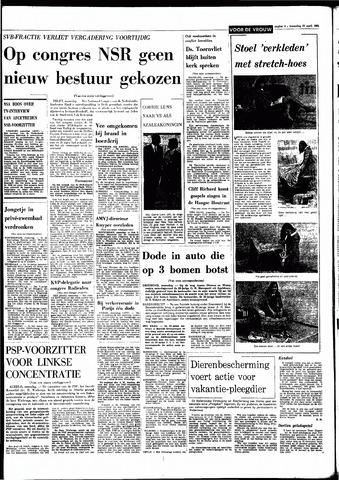 Rotterdamsch Parool / De Schiedammer 1968-04-22