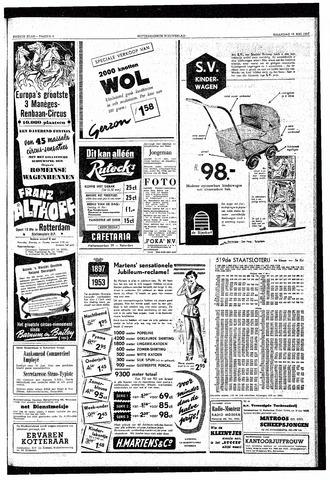Rotterdamsch Nieuwsblad / Schiedamsche Courant / Rotterdams Dagblad / Waterweg / Algemeen Dagblad 1953-05-18
