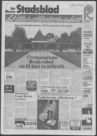 Het Nieuwe Stadsblad 1985-06-14