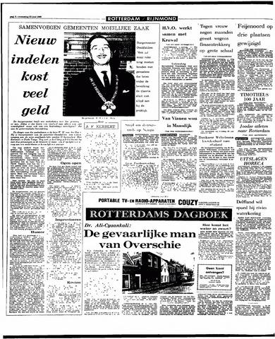 Rotterdamsch Parool / De Schiedammer 1966-06-22