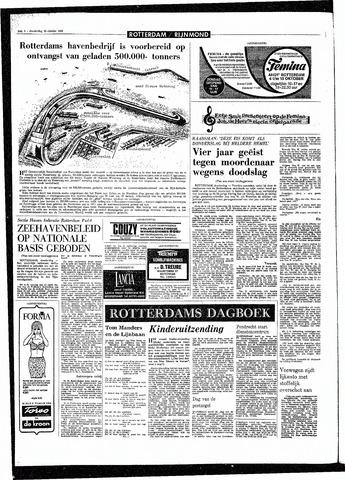 Rotterdamsch Parool / De Schiedammer 1968-10-10