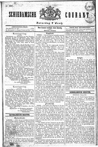 Schiedamsche Courant 1851-06-07