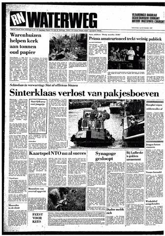 Rotterdamsch Nieuwsblad / Schiedamsche Courant / Rotterdams Dagblad / Waterweg / Algemeen Dagblad 1987-11-23
