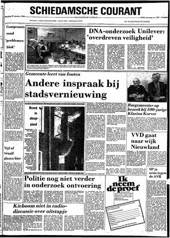 Rotterdamsch Nieuwsblad / Schiedamsche Courant / Rotterdams Dagblad / Waterweg / Algemeen Dagblad 1980-10-27