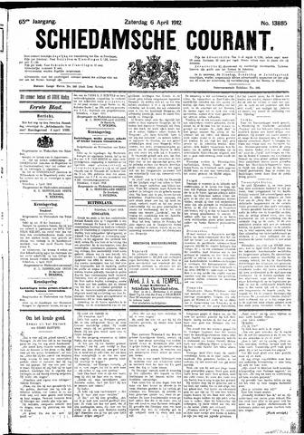 Schiedamsche Courant 1912-04-06