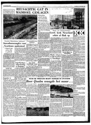 Trouw / De Rotterdammer 1962-10-27