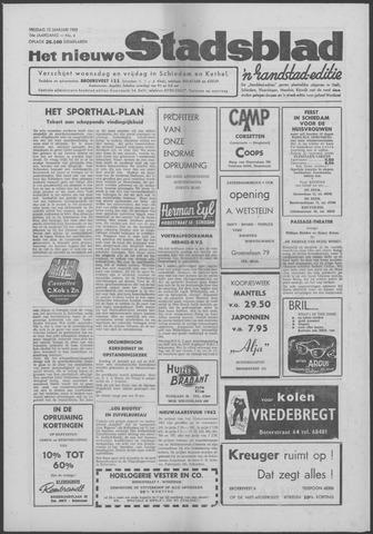 Het Nieuwe Stadsblad 1962-01-12