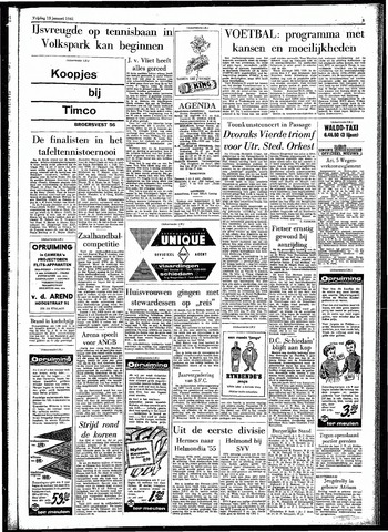 Rotterdamsch Parool / De Schiedammer 1961-01-13