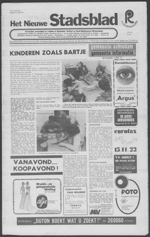 Het Nieuwe Stadsblad 1972-05-12