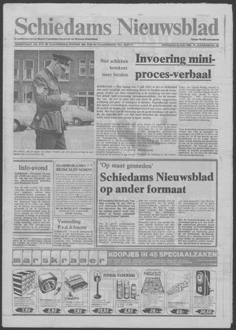 Schiedams Nieuwsblad 1982-06-16