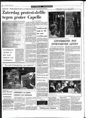 Rotterdamsch Parool / De Schiedammer 1970-03-05