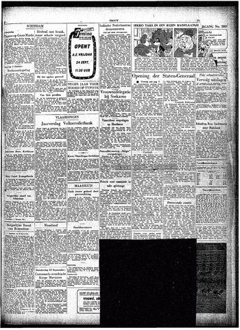 Trouw / De Rotterdammer 1954-09-21
