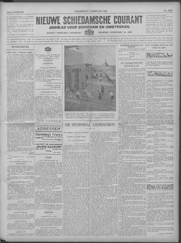 Nieuwe Schiedamsche Courant 1933-02-02